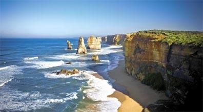 »Australisches Panorama: 12 Apostel«