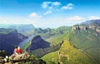 »A World in one Country - spannende Südafrika Mietwagenreise«