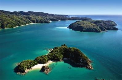 »Spektakuläres Neuseeland: Busrundreisen Neuseeland«