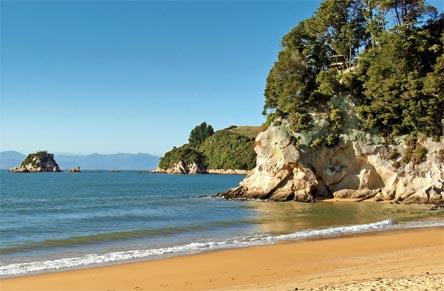 »Naturwunder Neuseelands: Abel Tasman Nationalpark«