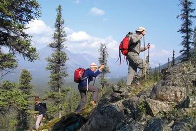 »15 Tage Wanderrundreise Kanada • USA | Yukon • Alaska«