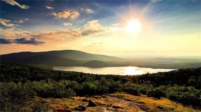 »Glanzpunkte Neuenglands: Acadia National Park«