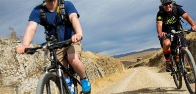 »Active New Zealand: Radtour durch die Karangahake-Schlucht«