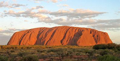 »Akzente Australiens: Reise zum Uluru / Ayers Rock«