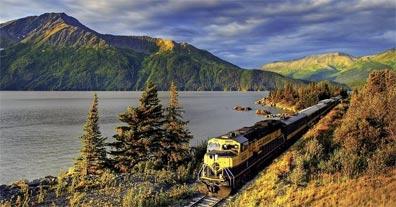 »Studienreise Faszination Alaska: Alaska Railroad«