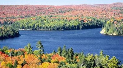 »Eastern Canada: Algonquin Provincial Park«
