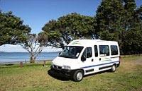 »Alpha Campervans Neuseeland - günstige Wohnmobile«