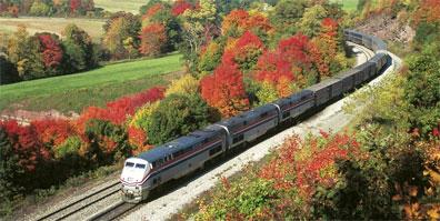 »Highlights der Ostküste: Zug- oder Mietwagenreise«