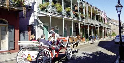 »USA Busreise Atlantic Dream - Reise nach New Orleans«
