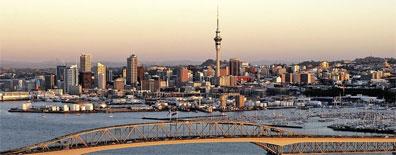 »Auckland - Busreise Höhepunkte Neuseelands«