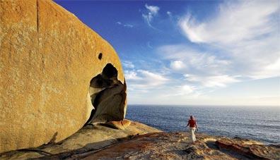 »Auf den Spuren der Regenbogenschlange: Remarkable Rocks«