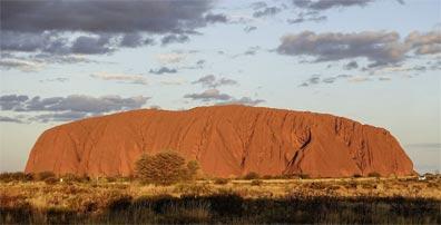 »Höhepunkte Australiens: Reise zum Uluru (Ayers Rock)«