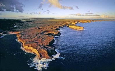 » Great Ocean Road - Traumküsten, Outback und Riff «