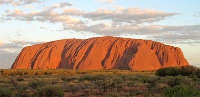 »Naturwunder Australiens: Reise zum Uluru / Ayers Rock«