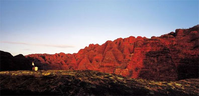 » Westaustralien Reise: Bungle Bungle Nationalpark «