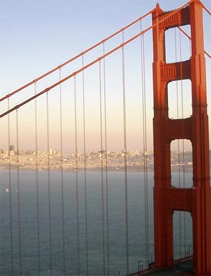 »Autoreise Canyonland: San Francisco«