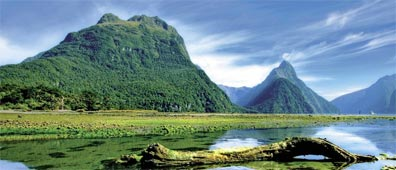 » Bed & Breakfast Reise Neuseeland: Doubtful Sound «