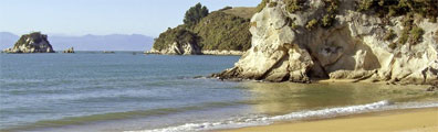 »Best of New Zealand: Abel Tasman Nationalpark«