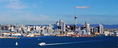 » Reise nach Auckland - Best of New Zealand «
