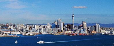 »Reise nach Auckland - Best of New Zealand«
