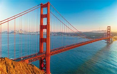 »Der Südwesten intensiv: Erkunde die Stadt am Golden Gate«