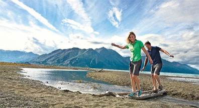» Kluane Nationalpark - Best of Yukon & Alaska «