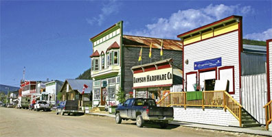 » Reise nach Dawson City - Best of Yukon & Alaska «
