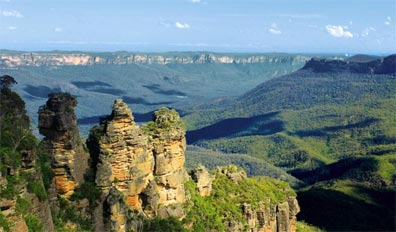 » Tagestouren in die Blue Mountains und das Hunter Valley «