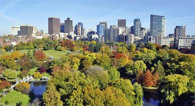 »Highlights der Ostküste: Zug- oder Mietwagenreise Boston«