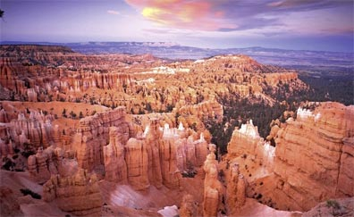 » Rundreise im Westen der USA - Bryce Canyon Nationalpark «