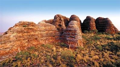 »Westaustralien Mietwagenreise: Bungle-Bungles«