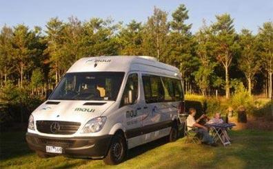 »Reise mit dem Camper / Wohnmobil durch Australien«
