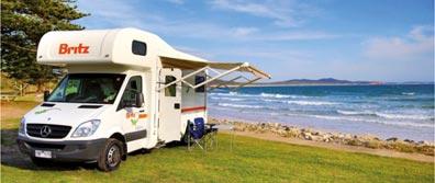 »Wohnmobile und Campervans in Neuseeland mieten«