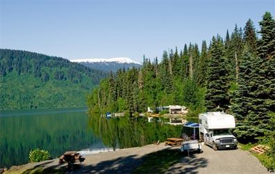 »Kanada Camperrundreise: Mit dem Camper Ostkanada entdecken«