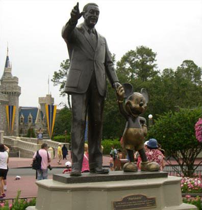 »Walt Disney World - Magic Kingdom Park«