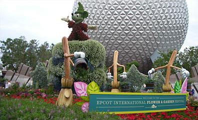 »EPCOT International Flower & Garden Festival«
