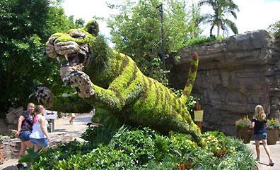 »Busch Gardens - Florida Rundreise Sehenswürdigkeiten«