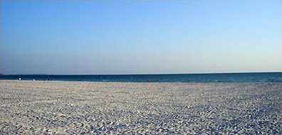 »Strandurlaub Florida - Erholen Sie sich am Meer«