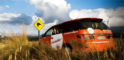 »Camper mieten in Neuseeland ab Auckland oder Christchurch«