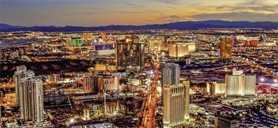 »Canyon Glamour USA: Reise nach Las Vegas«