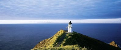 » Bed & Breakfast in Neuseeland: Cape Reinga «