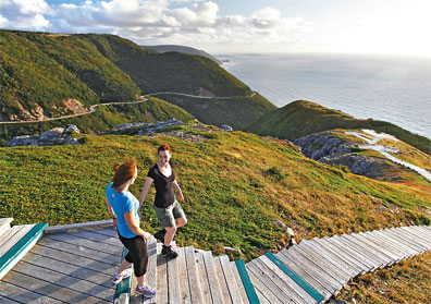 » Cape Breton Highlands Nationalpark - Kanadareise 3 Wochen «