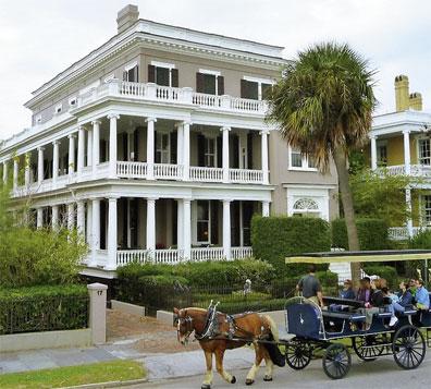 »Atlantikküste von New York bis Florida: Charleston«
