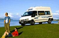 »Cheapa Campa Neuseeland Wohn- und Campmobile«