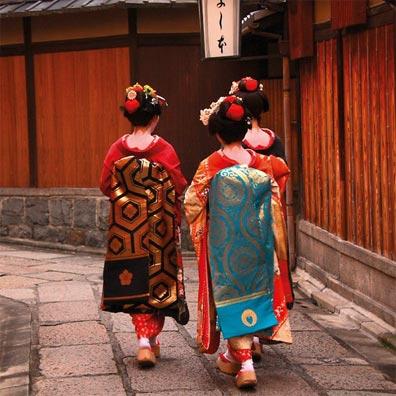 »Erlebnisreiche Gruppenreise Japan: Das Land der Geishas«