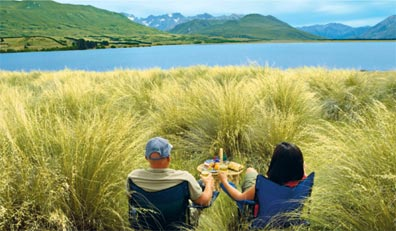 »Das wahre Neuseeland: ab Auckland bis Christchurch«