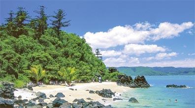 »Faszination Ostküste Australien: Daydream Island«