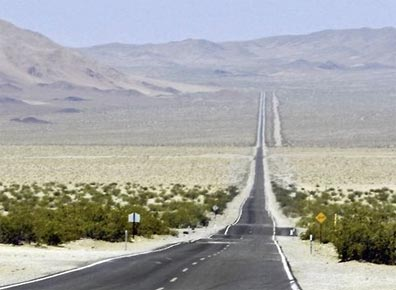 » Durch die Rockies zum Pazifik: Death Valley Nationalpark «