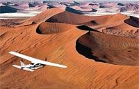 »Flugsafari Namibia: Die Weite Namibias«