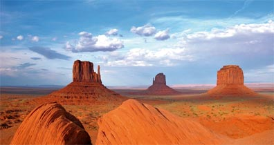 » Discover the West: Monument Valley «